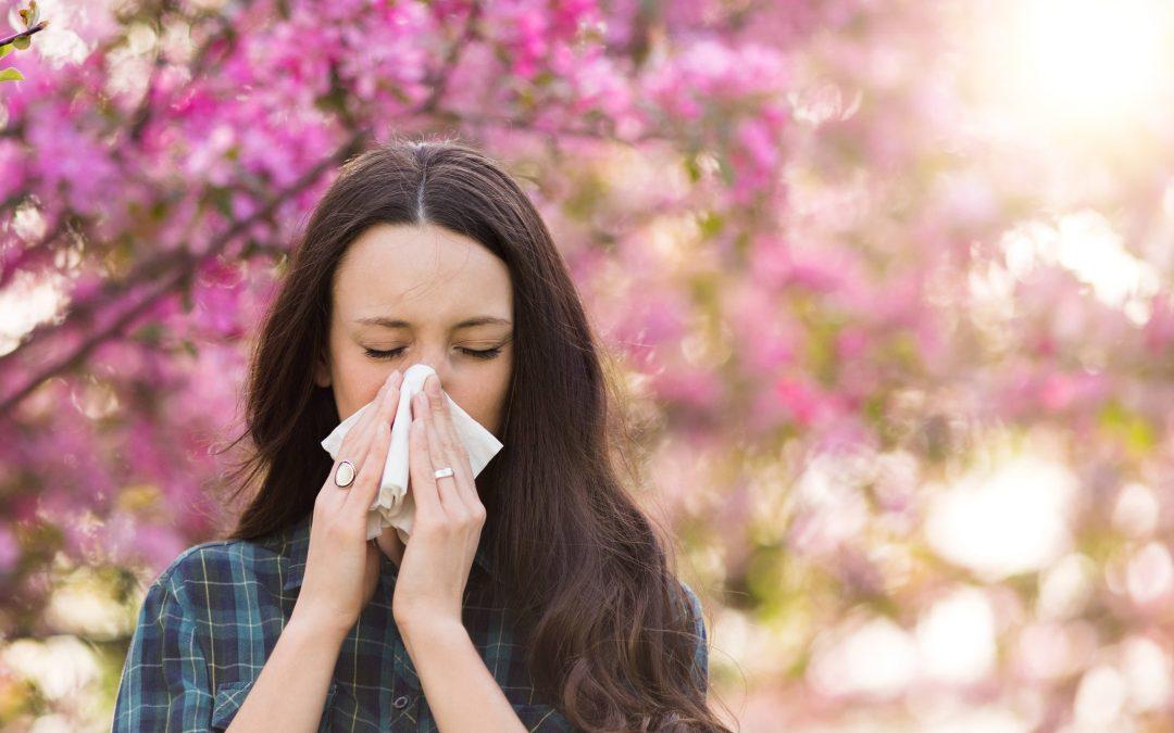 La phycocyanine, serait-elle un remède potentiel contre les allergies ?