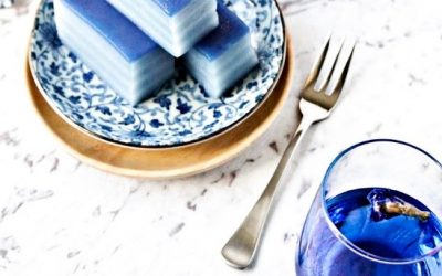Recipes based on phycocyanin, is it possible? Cook Mineral Blue!